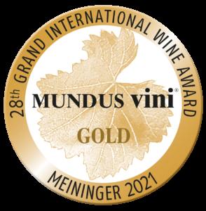 Mundis vino gold 2021